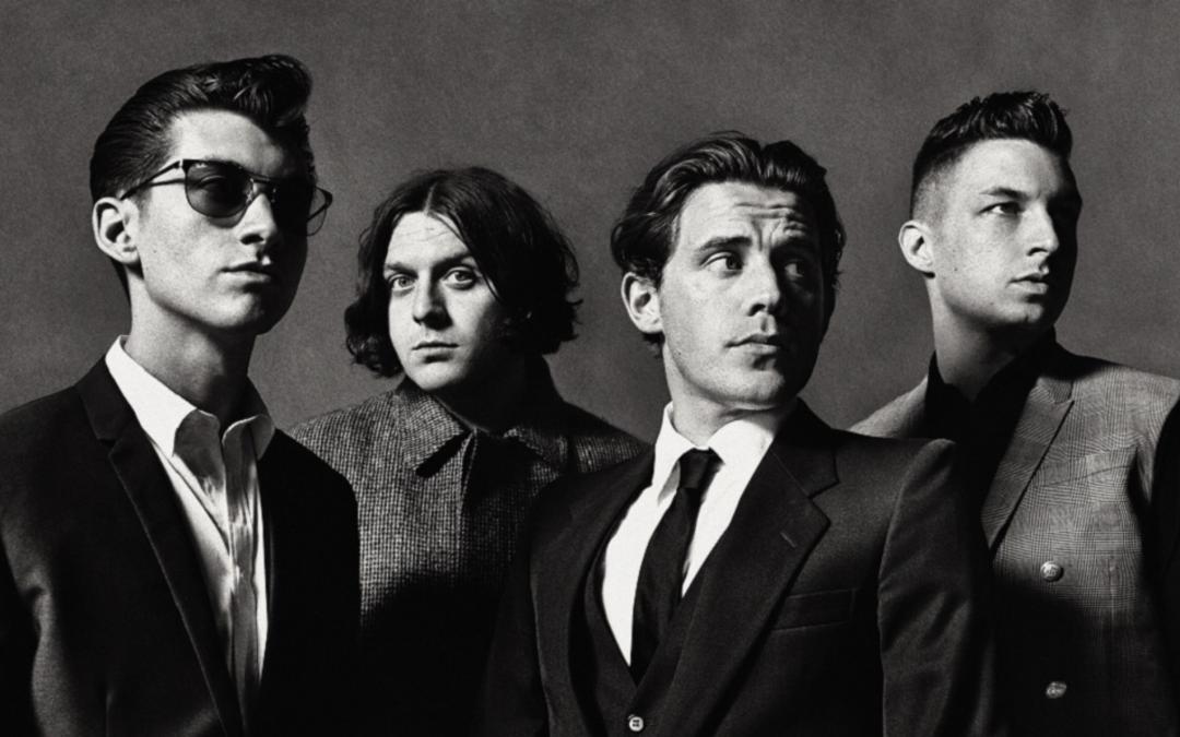 Arctic Monkeys presentan su nuevo disco