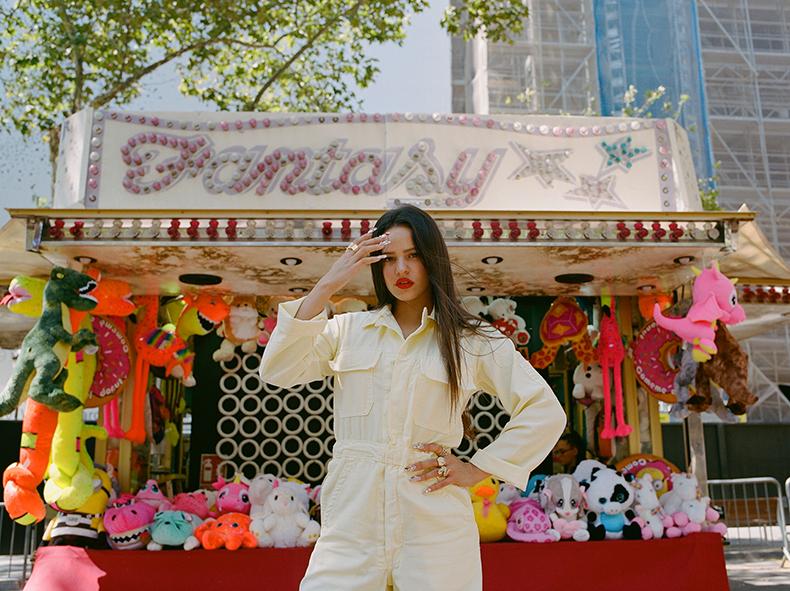 Rosalía publica el tracklist de 'El mal querer'